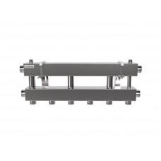 MKSS-150-3x32(до 150 кВт, 2 магистр. подкл. G 1½″ 2 контура G 1¼″ вверх или вниз)
